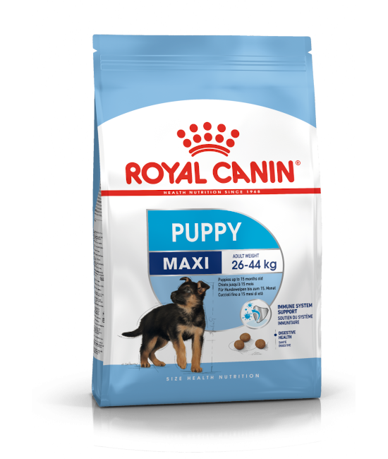 Royal Canin SHN 大型幼犬 PUPPY MAXI  狗乾糧