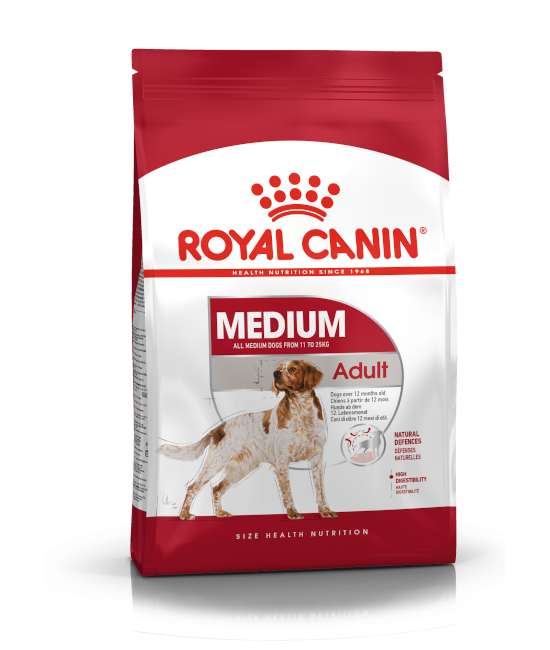 Royal Canin SHN 中型成犬 Medium Adult 狗乾糧
