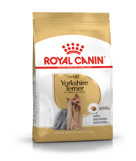 Royal Canin BHN 約瑟爹利成犬 Yorkshire Terrier Adult 狗乾糧
