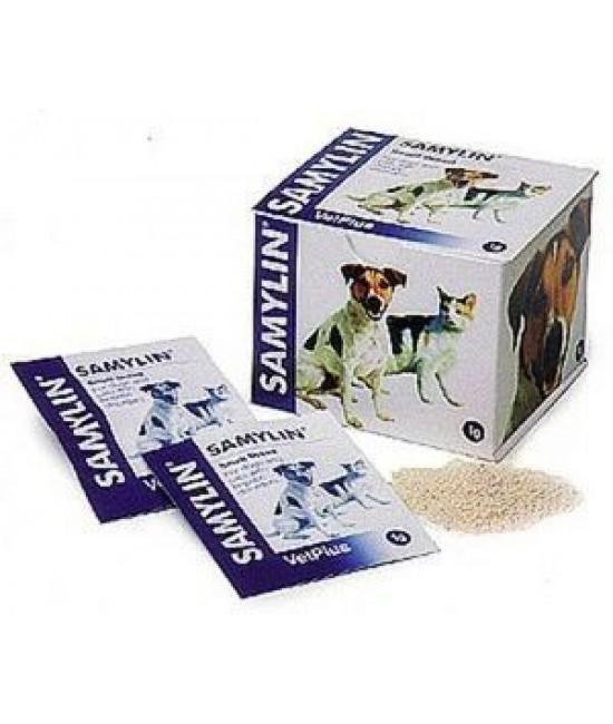 Samylin Sachets for Dogs & Cats - 30 Packs