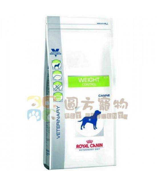 Royal Canin 法國皇家獸醫處方Weight Control (DS30) 狗濕糧