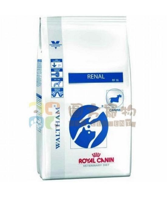 Royal Canin 法國皇家 獸醫處方Renal (RF16) 狗糧, 獸醫產品, Royal Canin 法國皇家