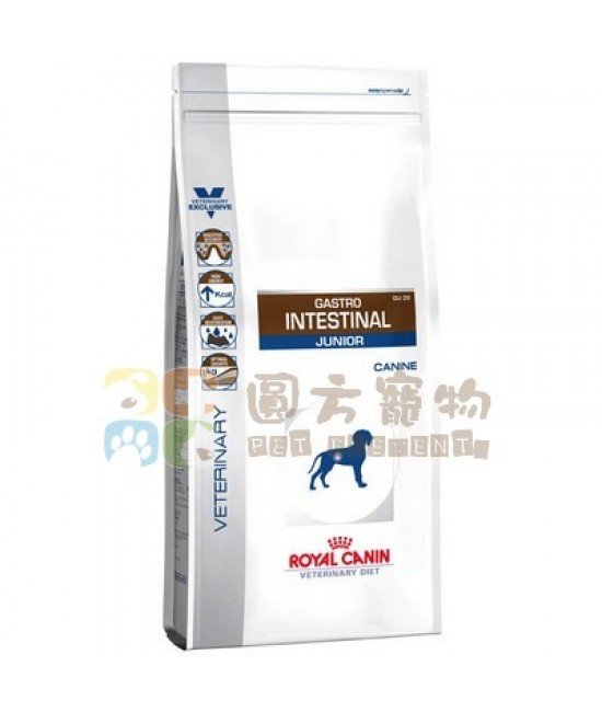 Royal Canin 法國皇家 獸醫處方Gastro Intestinal Junior (GIJ29) 狗糧 2.5kg