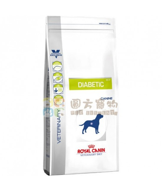 Royal Canin 法國皇家 獸醫處方Diabetic (DS37) 狗糧