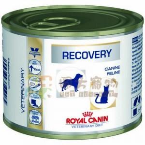 Royal Canin 法國皇家獸醫處方 貓狗共用康復配方罐頭 - 195g
