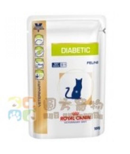 Royal Canin 法國皇家獸醫處方 糖尿病配方貓濕糧(DS46) - 100g, 獸醫產品, Royal Canin 法國皇家