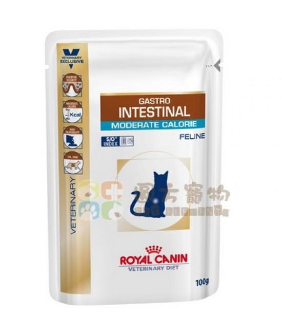 Royal Canin 法國皇家獸醫處方 腸胃適量卡路里配方貓濕糧(GIM35) - 100g, 獸醫產品, Royal Canin 法國皇家