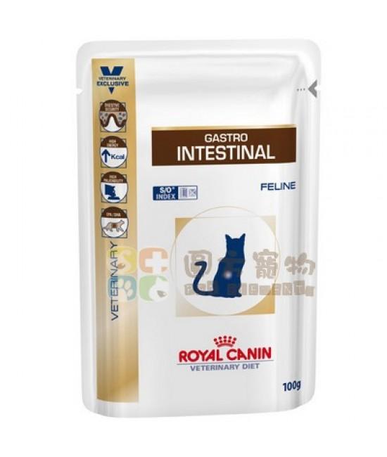 Royal Canin 法國皇家獸醫處方 腸胃配方貓濕糧(GI32) - 100g, 獸醫產品, Royal Canin 法國皇家