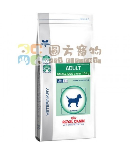 Royal Canin 法國皇家 獸醫營養系列 VCN Adult Small Dog 狗糧, 獸醫產品, Royal Canin 法國皇家