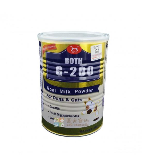 韓國Both G-200配方山羊奶粉 - 450g