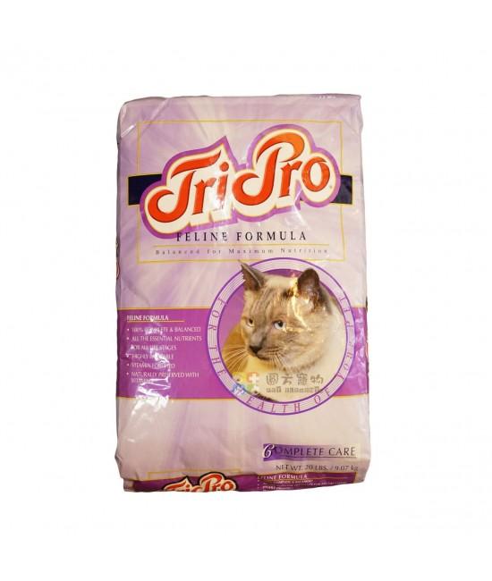 TriPro 多寶 全貓配方貓糧 - 20lb