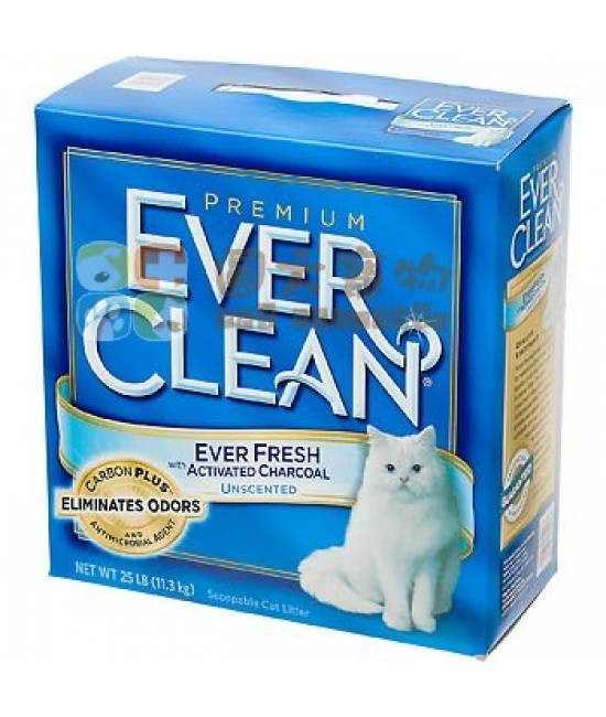 Ever Clean 白帶活性炭粗粒配方 (25lbs)