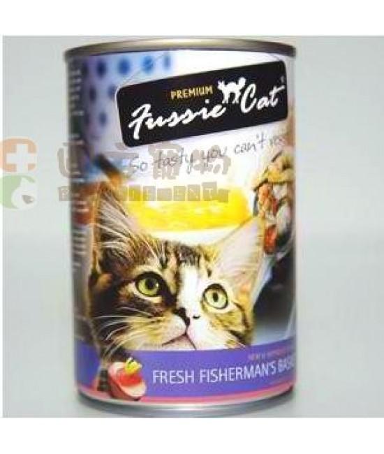 Fussie Cat 高竇貓 - 新鮮漁民籃 400G