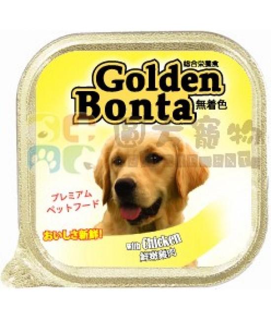 Golden Bonta 鮮嫩雞肉狗罐頭 - 100g