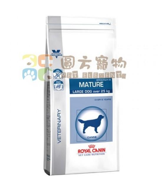 Royal Canin 法國皇家 獸醫營養系列 VCN Mature Large Dog 狗糧 14kg, 獸醫產品, Royal Canin 法國皇家