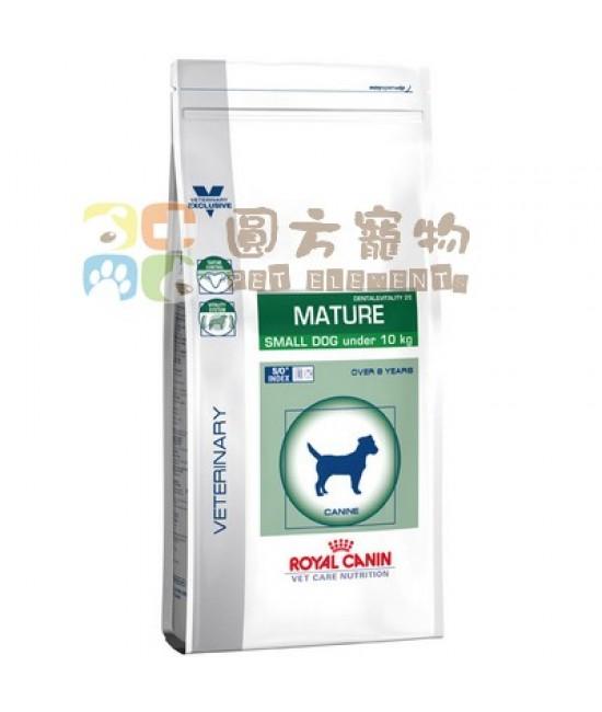 Royal Canin 法國皇家 獸醫營養系列 VCN Mature Small Dog 狗糧 3.5kg, 獸醫產品, Royal Canin 法國皇家