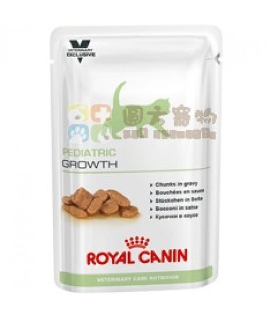 Royal Canin 法國皇家獸醫營養系列 VCN Pediatric Growth 貓濕糧 100g