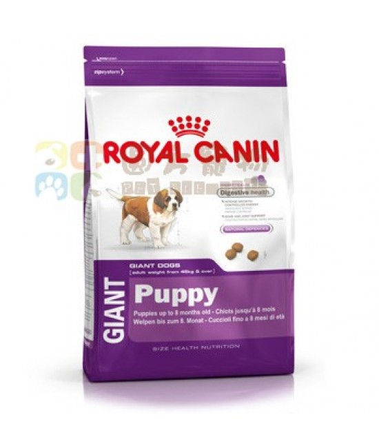 Royal Canin 法國皇家 巨型初生幼犬糧(AGR36) - 15kg