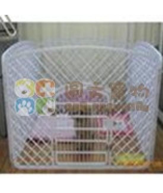 噴塑四件有門圍欄(白)100x100x75cm, 狗狗產品, Yi Wu