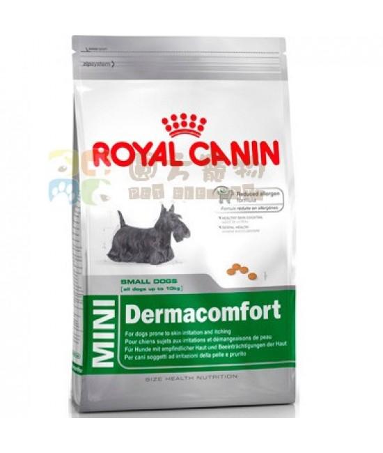 Royal Canin 法國皇家 小型犬皮膚敏感成犬 (DCMI)  狗糧, 狗狗產品, Royal Canin 法國皇家