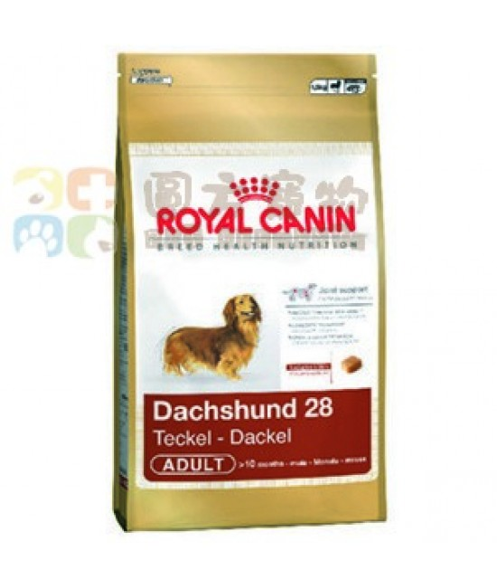 Royal Canin 法國皇家 臘腸犬 (DS28) 狗糧 , 狗狗產品, Royal Canin 法國皇家