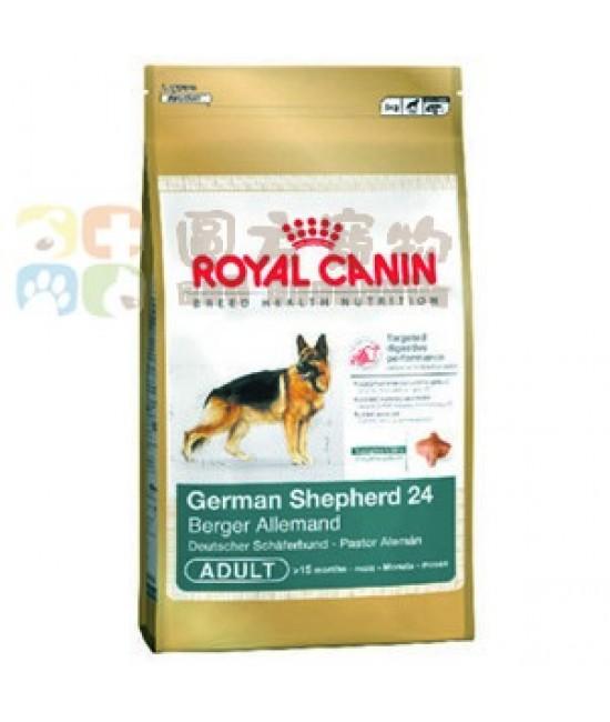Royal Canin 法國皇家 德國狼犬 (GMS24) 狗糧 12kg