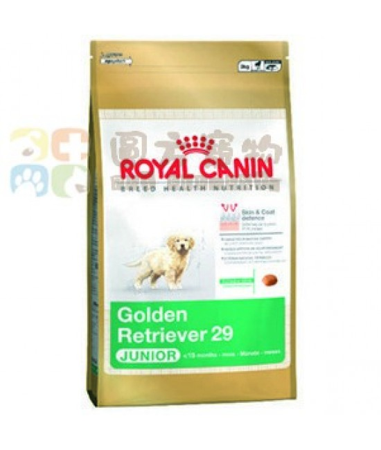 Royal Canin 法國皇家 金毛尋回犬幼犬糧(GODJ)