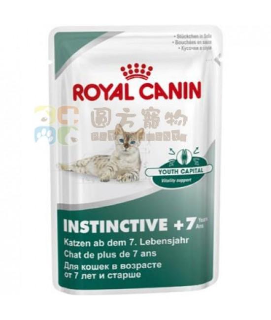 Royal Canin 法國皇家老貓滋味配方貓濕糧 - 85g