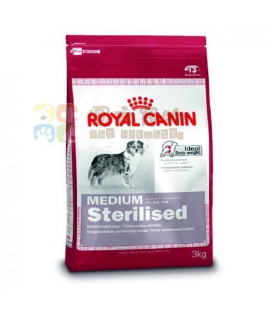 Royal Canin 法國皇家中型成犬絕育犬配方
