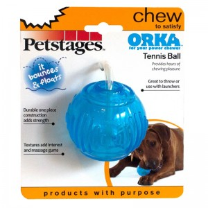 Petstages Orka Tennie Ball