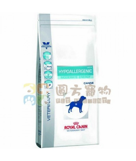Royal Canin 法國皇家 獸醫處方 Hypoallergenic Moderate Calorie (HME23) 狗糧