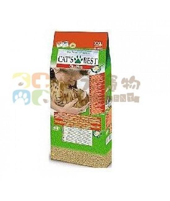 Cat's Best 黏結吸臭木貓砂10L