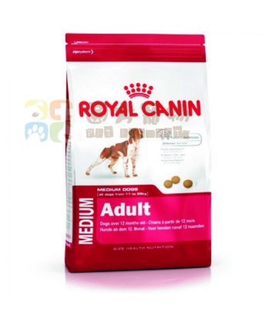 Royal Canin 法國皇家 中型成犬 (M25) 狗糧