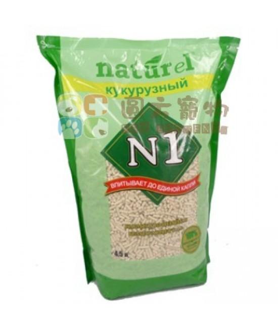 N1 Naturel 天然豆腐貓砂 - 4.5L, 貓貓產品, N1 Naturel